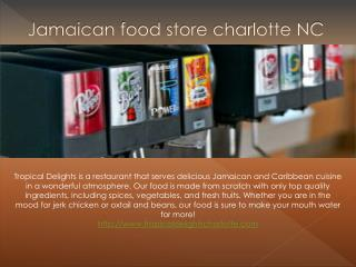 Best Jamaican Restaurant in Mooresville