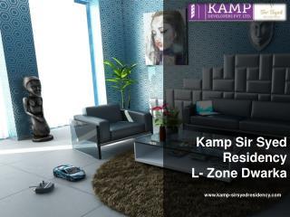 Kamp sir syed new launch l zone delhi dwarka 9599074265
