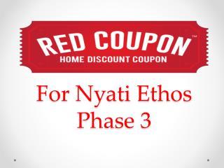 Luxurious Flats in Nyati Ethos Phase 3 at NIBM Road