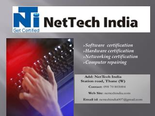 IT Certification | Software, Hardware & Networking Courses