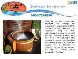 Barrel Hot Tubs