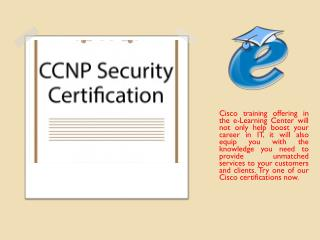 CCNA Cisco Certifications Courses