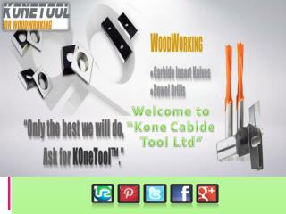Kone Carbide Tool Ltd, one of the largest Carbide Insert manufacturer China