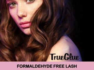 FORMALDEHYDE FREE LASH
