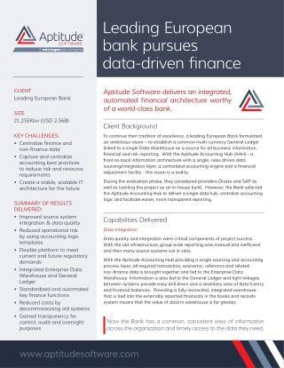 Aptitude Software