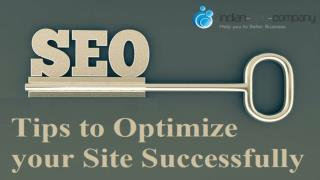 Tips to Optimize your Site Successfully