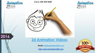 2d Animation Videos in miami