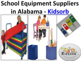 School Equipment Suppliers in Alabama - Kidsorb