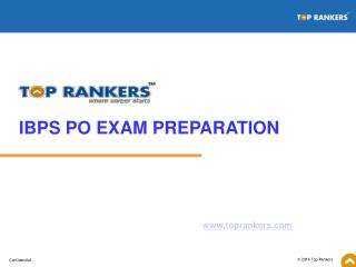 online IBPS PO exam preparation