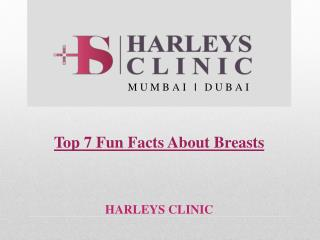 Top 7 Fun Facts About Breasts