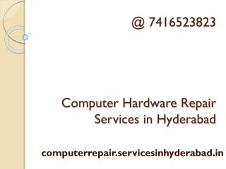 computer hardware repair services in hyderabad