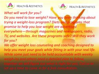 Excellent Medical Weight Loss Solutions in Chattanooga