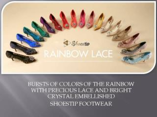 Shoestip presents burst of colors of the rainbow with precious Lace.pdf Uploaded Successfully