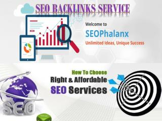 SEO Backlinks Service