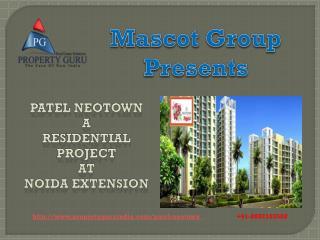 Patel Neotown Noida