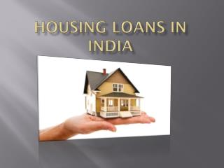 The Dos And Don�ts For housing loans in India Prepayment