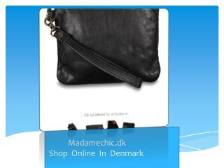 Depeche Tasker - Shop tasker og bælter fra Depeche her