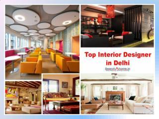 Top Interior Designer in Delhi