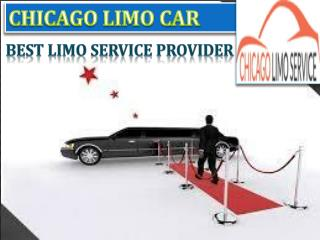 Ultimate Limousine Service Provider in Chicago