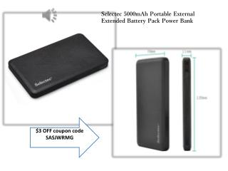 Deals for Selectec Power Bank
