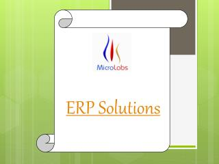 Get best ERP Solutions in Singapore