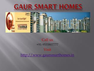 Gaur Smart Homes Gaur City 2