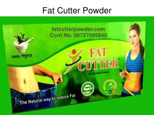 Fat Cutter Powder