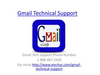 Call Gmail Technical Support Phone Number & Get Instant help