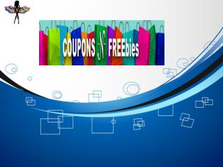 Get Free Coupons and Save a Lot