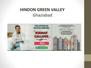 Hindon Green Valley