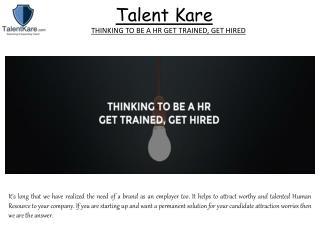 Talent Kare