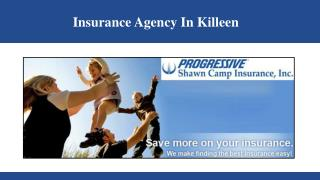 Insurance Agency In Killeen