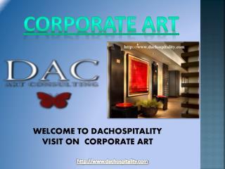 corporate art consultant
