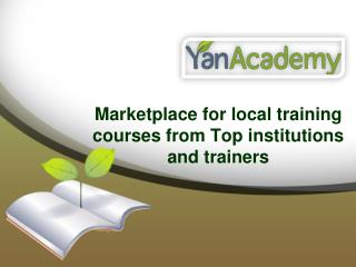 Finance Training Courses Singapore