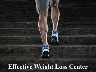 Effective Weight Loss Center