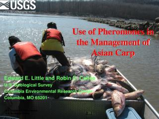 Use of Pheromones in the Management of Asian Carp