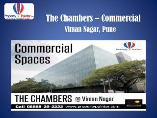 The Chambers Viman Nagar Pune - 8888292222