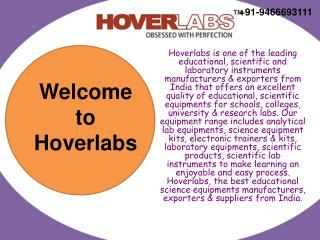 Scientific Equipments Manufacturers India