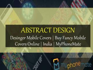 Desinger Mobile Covers | Buy Fancy Mobile Covers Online | India | MyPhoneMate