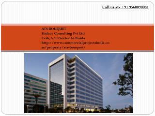 ATS Greens Bouquet Sector 132 Noida Call@ 9560090081