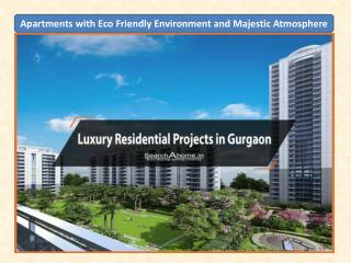 Luxury Residential Apartments in Gurgaon