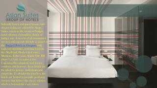 Online Booking Guest Houses at Asian Suites