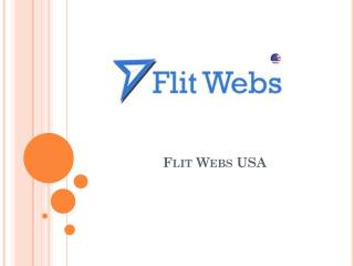 Flitwebs a Complete Web Solution Provider