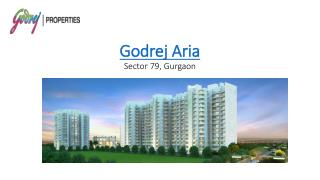 Godrej Aria| Aria Project in Sector-79 Gurgaon | Godrej Aria Gurgaon