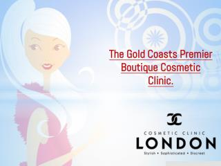 Gold coast non surgical nose jobs