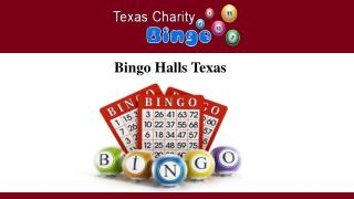Bingo Halls Texas