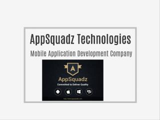 AppSquadz Technologies Pvt. Ltd.