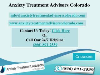 Anxiety Treatment Advisors of Colorado