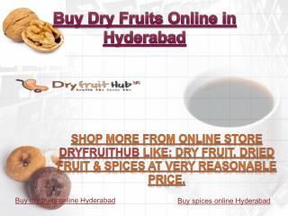 Buy dry fruit list online Hyderabad