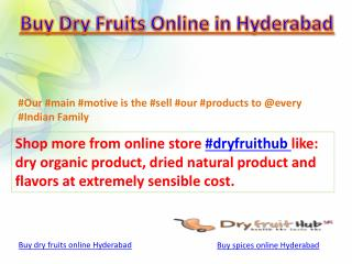 Indian spices online Hyderabad